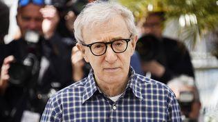 Woody Allen en mai 2015 à Cannes  (LOIC VENANCE / AFP)