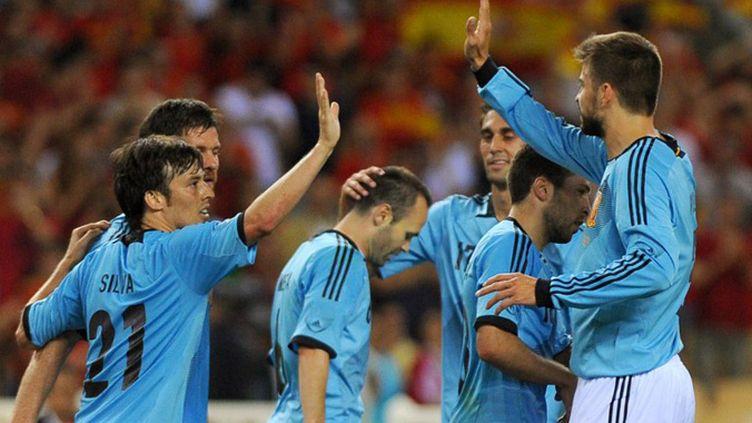 L'Espagne vise un deuxième Euro d'affilée pour entrer dans l'histoire