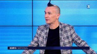 Arturo Brachetti présente son nouveau spectacle. (FRANCE 3)