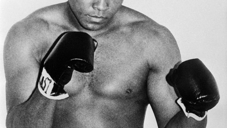 Mohamed Ali, le 1er janvier 1965. (AFP)
