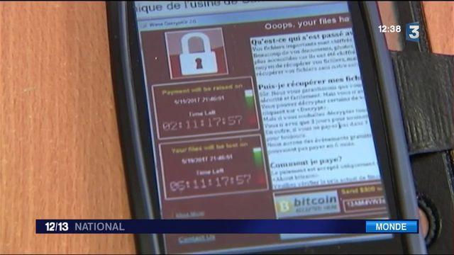 Cyberattaque : le site de Renault de Douai encore à l'arrêt