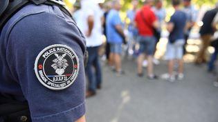 Police nationale (Photo d'illustration). (GEORGES GOBET / AFP)