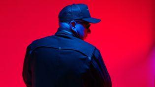 """Le rappeur Rockin Squat, rebaptisé RCKNSQT pour son album """"432"""". (TOM KAN)"""