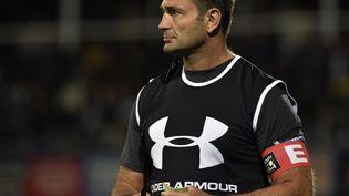 Franck Azéma est le nouveau manager de Toulon. (THIERRY ZOCCOLAN / AFP)