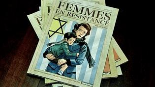 """""""Femmes en résistance"""", une exposition au Mémorial de la Shoah et une série de bande dessiné chez Casterman  (France 3 / Culturebox)"""