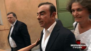 Complément d'enquête. Carlos Ghosn, un patron en or (la traque) (COMPLÉMENT D'ENQUÊTE/FRANCE 2)