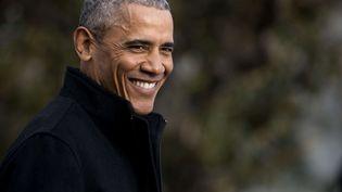Barack Obama, le 7 janvier 2016, à la Maison Blanche (SHUTTERSTOCK/SIPA / REX)