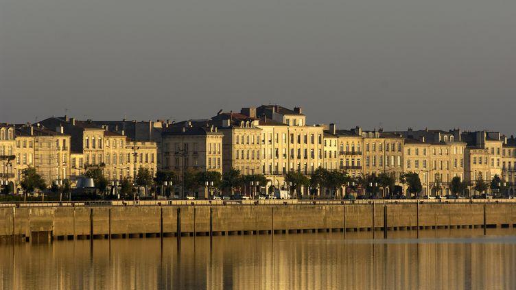 Le quai des Chartrons à Bordeaux (Gironde). (PHILIPPE ROY / PHILIPPE ROY)