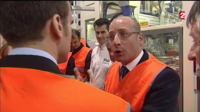 Crash du MS804 d'EgypteAir : les salariés de Procter & Gamble Amiens pleurent leur directeur
