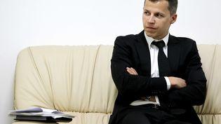 L'ancien ambassadeur de France en Irak et en Tunisie, Boris Boillon, le 7 mars 2011 à Tunis. (MEIGNEUX / SIPA)