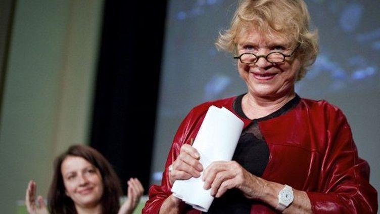 Eva Joly (12 novembre 2011) (AFP)