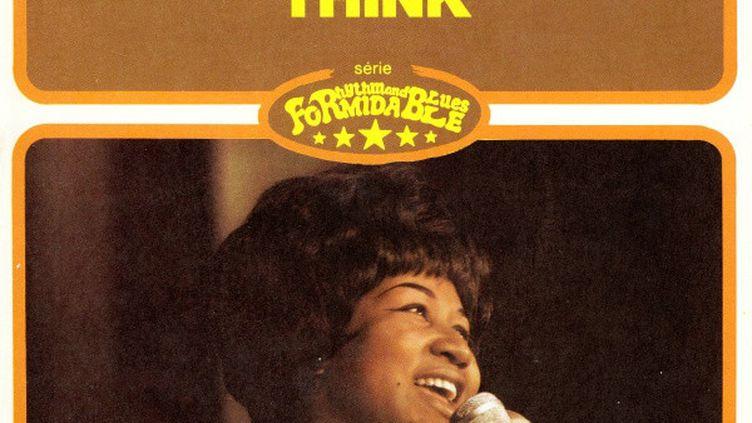 """""""Think"""", le premier succès d'Aretha Franklin en France. (DR)"""