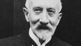 Le facétieux Georges Méliès (1861-1938), père des effets spéciaux au cinéma.  (Kobal The Picture desk /A FP)