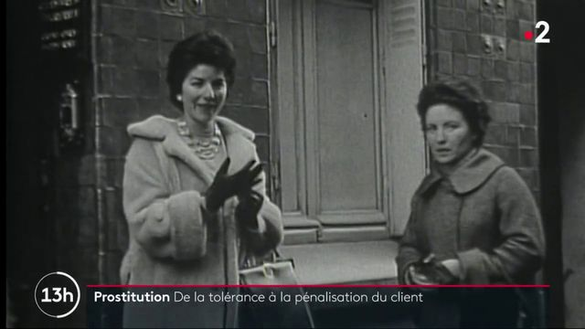 Prostitution : un siècle entre tolérance et pénalisation