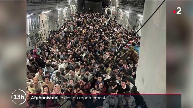 Afghanistan : le défi du rapatriement