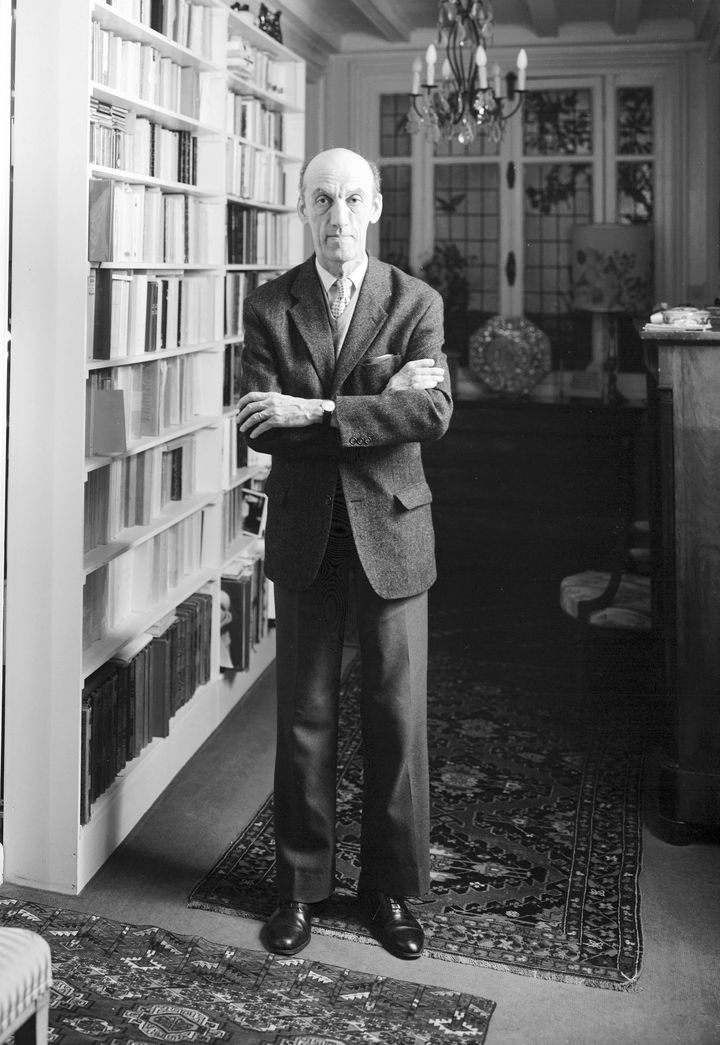 L'écrivain et spécialiste de Marcel Proust Jean-Yves Tadié (DESPATIN & GOBELI / OPALE)