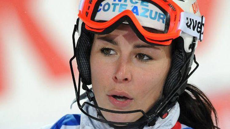 La skieuse de Nice, Nastasia Noens