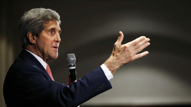 (La libération a été confirmée par le secrétaire d'Etat américain John Kerry © REUTERS)