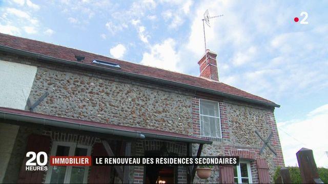 Logement : le renouveau des résidences secondaires