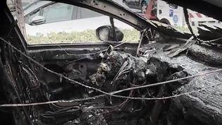 L'arrêté d'une durée d'un mois concerne les mineurs et a été décidé suite à la multiplication des incendies de véhicules. (FRANCE 2)