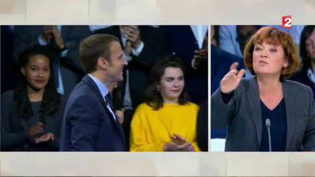 Emmanuel Macron : un premier discours exalté