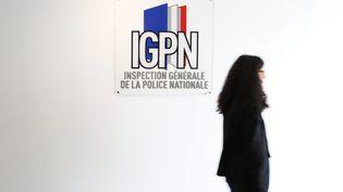 Les locaux de l'IGPN à Paris, le 21 juin 2018. (MAXPPP)