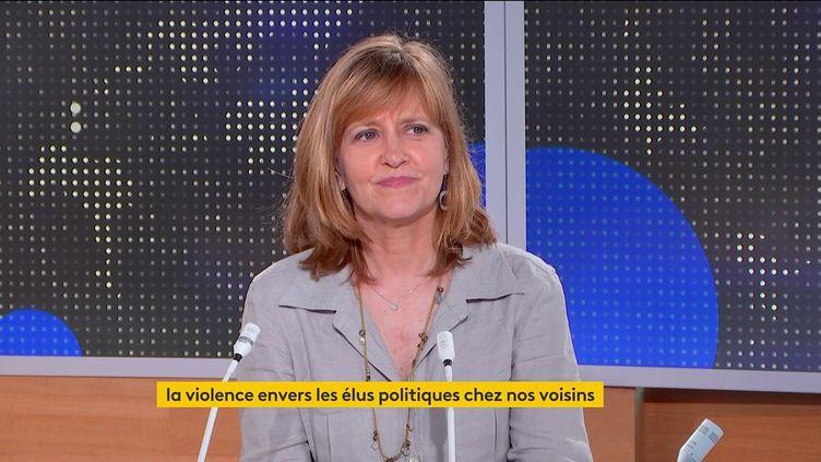 Eleanor Beardsley (FRANCEINFO)
