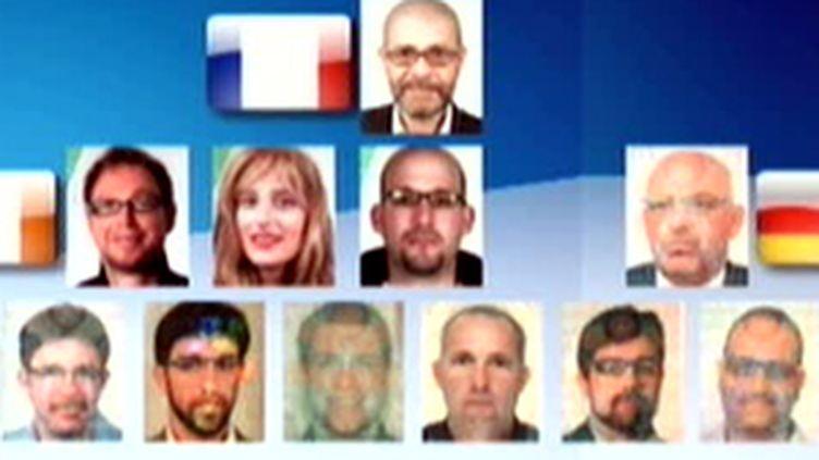 Suspects dans un meurtre à Dubaï et origine des faux passeports (France 2)