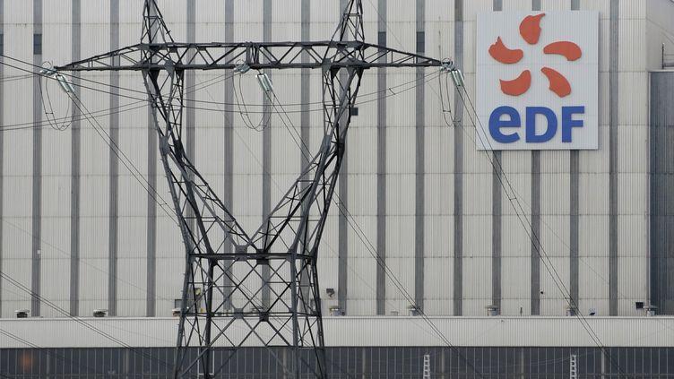Le site EDF de Blénod-lès-Pont-à-Mousson (Meurthe-et-Moselle). (JEAN-CHRISTOPHE VERHAEGEN / AFP)