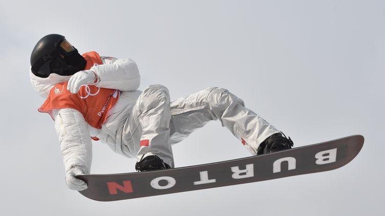Le snowboarder américain Shaun White (ANGELIKA WARMUTH / DPA)