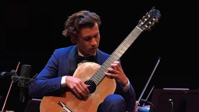 Le guitariste toulousain Thibaut Garcia en lice pour les Victoires de la musique