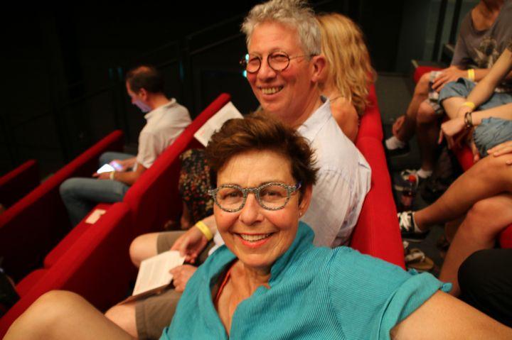 Martine et Roger  (Sophie Jouve/Culturebox)