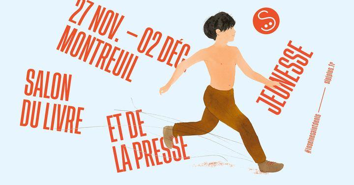 Salon du livre et de la presse jeunesse de Montreuil (SLPJ 2019)