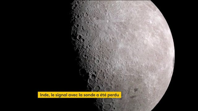 Conquête de la lune : le rêve brisé de l'Inde ?