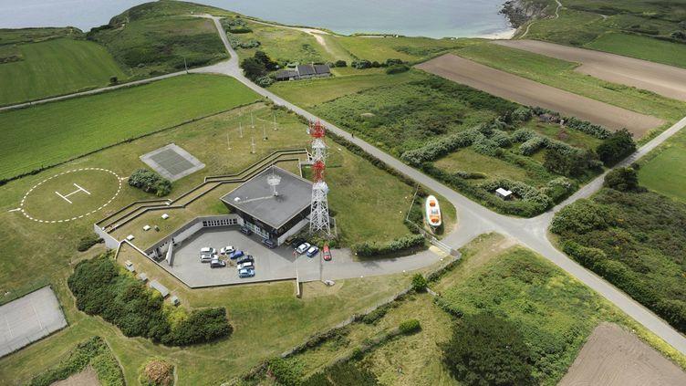 Le Centre régional operationnel de surveillance et de sauvetage en mer, pointe de CorsenàPlouarzel (Finsitère), le 11 mai 2011. (DAVID ADEMAS / MAXPPP)