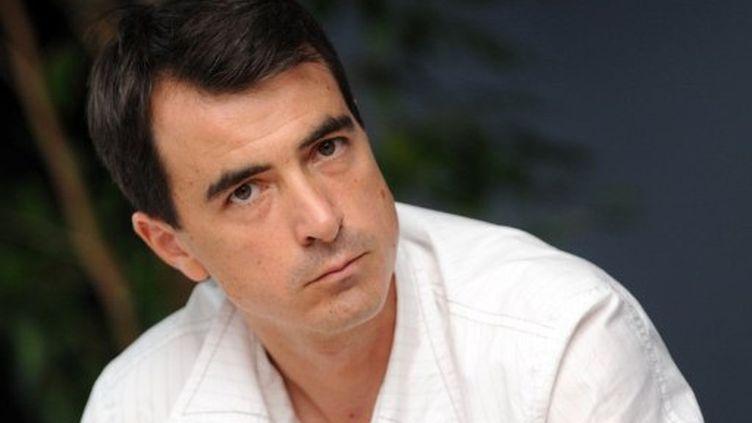 Olivier Ferrand, président-fondateur du think tank Terra Nova, est membre du parti socialiste. (AFP - Xavier Leoty)