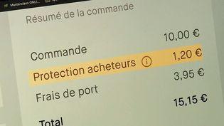 """E-commerce : l'UFC-Que Choisir épingle la plateforme Vinted pour """"pratique commerciale trompeuse"""" (France 3)"""