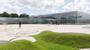 Le Louvre-Lens a accueilli2,8 millions de visiteurs depuis son ouverture, le 4 décembre 2012. (Musée Louvre-Lens / FREDERIC IOVINO)