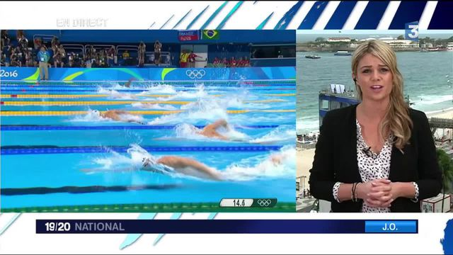 JO : la déception pour le relais 4x100m et pour Yannick Agnel