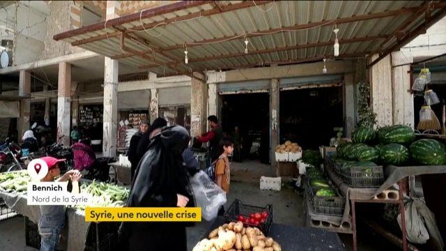 Syrie : le pays touché par une nouvelle crise