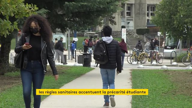Etudiants  génération Covid
