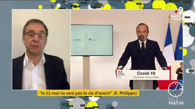 Edouard Philippe devait préparer psychologiquement les Français «à vivre longtemps avec le coronavirus»