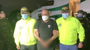 Colombie : arrestation d'Otoniel, l'un des plus importants narcotrafiquants d'Amérique du Sud (FRANCEINFO)