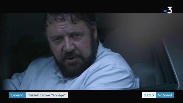 """Cinéma : Russell Crowe """"enragé"""""""