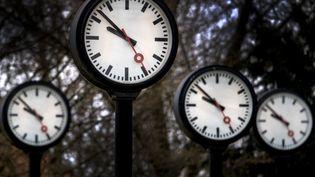 Le Parlement européen a voté pour la suppression définitive du changement d'heure, à compter de 2021. (AFP)