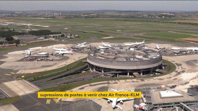 Coronavirus : des milliers de postes en moins en vue chez Air France-KLM