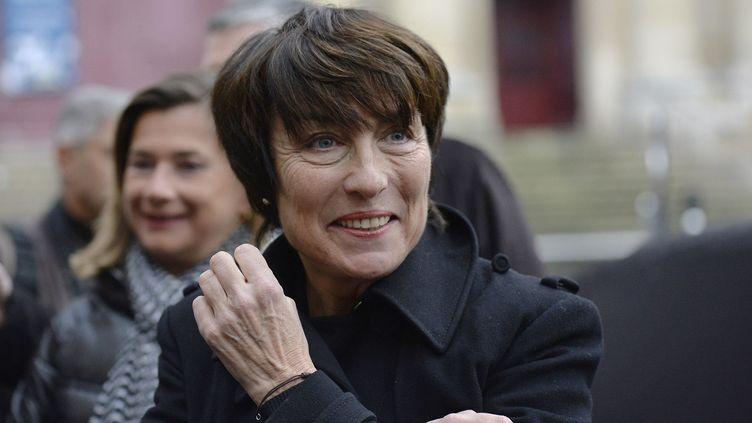 La sénatrice PS de Paris Marie-Pierre de la Gontrie, le 8 décembre 2014 à Paris. (MIGUEL MEDINA / AFP)
