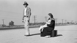 Une trentaine de photos de la grande photographe américaine Dorothea Lange sont exposées au Cellier de Reims  (Dorothea Lange)