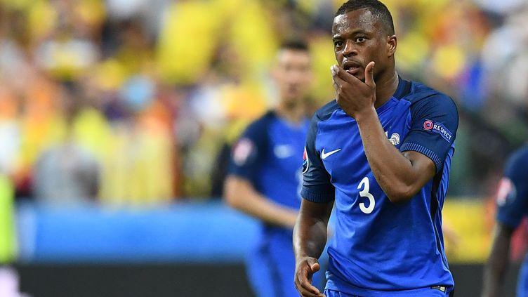 Patrice Evra (FRANCK FIFE / AFP)