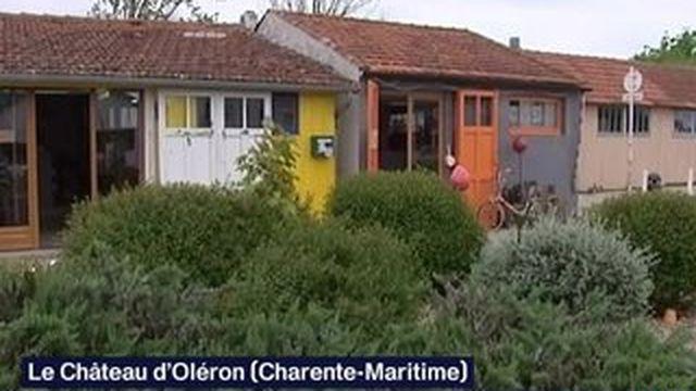 Oléron : les cabanes de créateurs